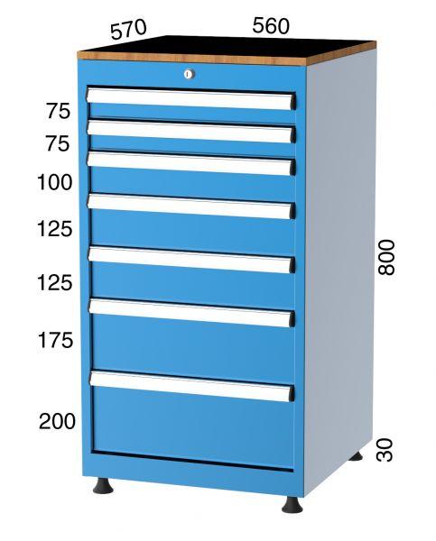 Schubladenschrank SE 5100