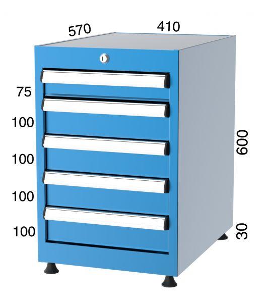 Schubladenschrank SE 1060
