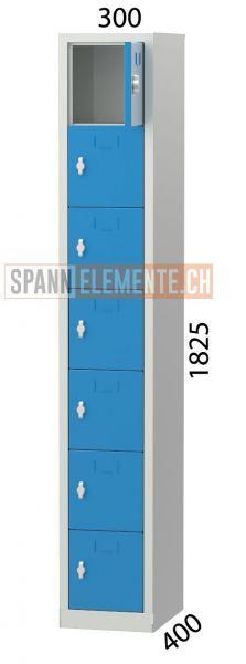 Schliessfachschrank SE 6081