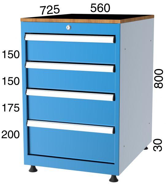 Schubladenschrank SE 57082