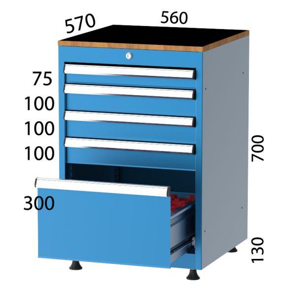CNC Werkzeugschrank SE 2650