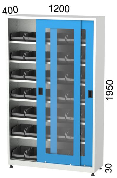 Materialschrank SE 6540