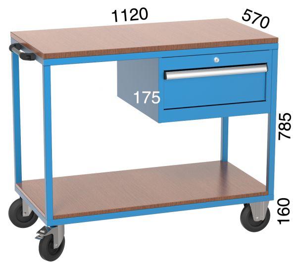 Montagewagen SE 8017