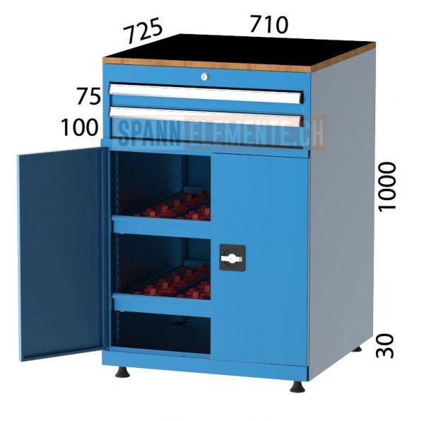 CNC Werkzeugschrank SE 2550