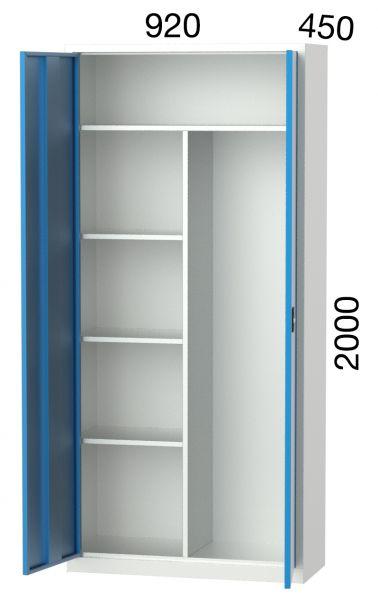 Garderobenschrank SE 6067