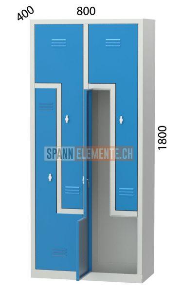 Garderobenschrank SE 6044