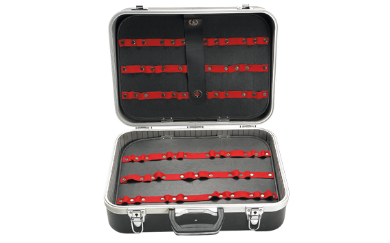 Werkzeugkoffer ABS-Hartschale leer
