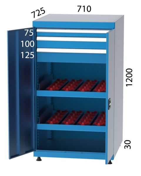 CNC Werkzeugschrank SE 7211